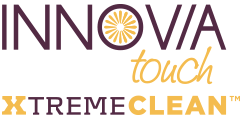 innovia touch xtreme clean